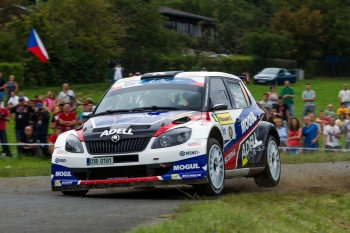Barum Czech Rally Zlín 2014 (Josef Petrů)