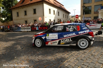 Rally Bohemia 2011 (Vít Bezděkovský)