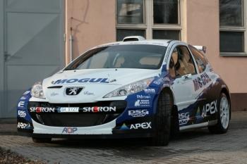 Představení vozu na rok 2010