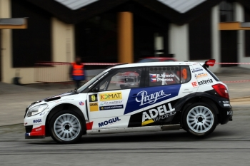 Rallye Český Krumlov 2013 (Josef Petrů)